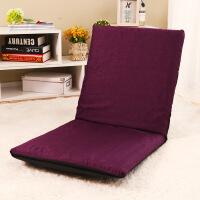 懒人沙发单人折叠床上榻榻米简约现代可拆洗飘窗靠背椅子