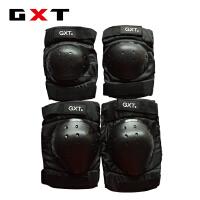 越野摩托车骑士护具骑行护膝护肘装备短款护具四件套