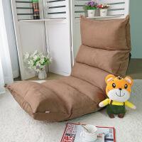 沙发躺椅床懒人榻榻米单人小日式折叠床上椅宿舍阳台午休躺椅子