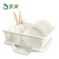 滴水碗盆收纳架/沥水碗架 碗盘置物架碗筷餐具收纳盒放碗碟架滴水碗盘置物架厨房置物架碗盘架