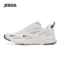 JOMA荷马男士休闲鞋新款网面透气轻底跑步鞋百搭休闲复古运动鞋