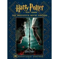 Harry Potter Poster Collection (Insights Poster Collections)  哈利波特电影精美画册【英文原版】
