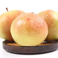 延边苹果梨 东北特产苹果梨 单颗250g左右 东北冻梨原料 9颗装4-5斤装