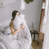 君别 棉棉花被子被芯棉被ins北欧风冬季单人床被子冬天加厚冬天棉被6斤