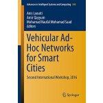 【预订】Vehicular Ad-Hoc Networks for Smart Cities 978981103502