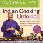 【预订】Indian Cooking Unfolded: A Master Class in Indian Cooki