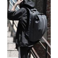 男士双肩包大容量电脑包休闲背包旅行包潮牌大学生书包男时尚潮流
