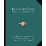 【预订】Forensic Medicine and Toxicology V1