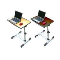 韩国ACTTO安尚移动升降笔记本电脑桌 床上电脑桌 床边桌学习桌