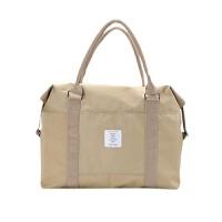 时尚旅行包男女手提袋大容量健身包单肩包套拉杆行李包登机包 大