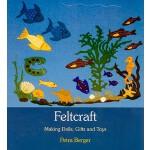 【预订】Feltcraft: Making Dolls, Gifts and Toys