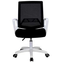 家用电脑椅会议办公现代简约学生习写字书房书桌升降转椅子 尼龙脚
