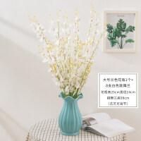 欧式装饰品摆件陶瓷花瓶水培插花艺创意家居客厅电视柜干花插摆设