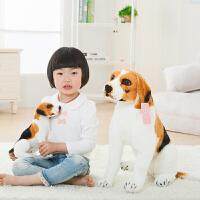 可爱仿真小狗公仔毛绒玩具狗玩偶布娃娃创意儿童宝宝生日礼物