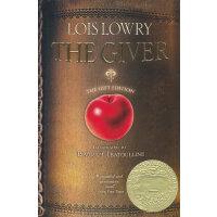 The Giver 《记忆传授人》精装典藏插图版ISBN9780547424774