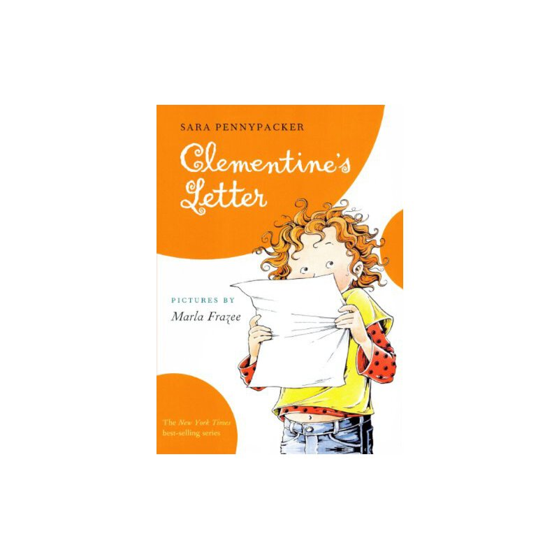 Clementine's Letter (Turtleback School & Library Binding Edition) (Clementine (Pb)) [ISBN: 978-0606105781] 美国发货无法退货,约五到八周到货