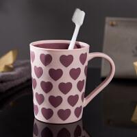 简约家用洗漱杯子情侣一对刷牙杯套装创意旅行牙桶可爱漱口杯牙缸