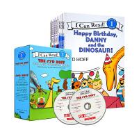 汪培�E英文书单 I can read阶段全12册+2CD 英文原版儿童绘本幼儿启蒙书