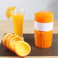 征伐 榨汁机 家用手动迷你榨橙器随身携带柠檬水果榨汁杯厨房配件
