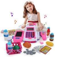 儿童玩具女孩过家家收银台宝宝小孩1-2-3-4-5-6周岁7早教益智礼物