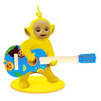 天线宝宝儿童木制吉他音乐益智学习可弹奏音乐