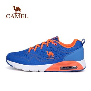 camel骆驼户外减震越野跑鞋 舒适轻便男款透气跑步鞋