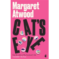 【中商原版】玛格丽特.阿特伍德:猫眼 英文原版 Cat's Eye  Margaret Atwood  Virago