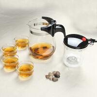 尚帝 红茶飘逸杯赠4个玻璃品茗杯XM200DYPG1