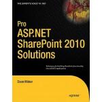 【预订】Pro ASP.NET SharePoint 2010 Solutions: Techniques for B