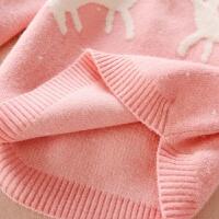女大童毛衣女童12-15岁加厚保暖6-7-8小学生10初中秋款套头打底
