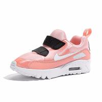 耐克(Nike)童鞋 减震气垫鞋 男女童防滑耐磨运动鞋AV3194-600 粉色