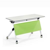美立居工坊MLJ-Z11培训桌会议桌