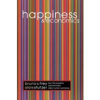 【预订】Happiness and Economics 9780691069982