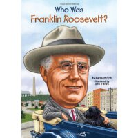 Who Was Franklin Roosevelt漫画名人传记:富兰克林-罗斯福ISBN9780448453460