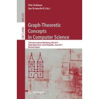Graph-Theoretic Concepts in Computer Science: 37th Internat
