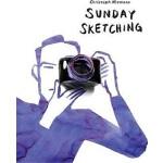 【中商原版】周日速写 英文原版 英文版 Sunday Sketching Christoph Niemann 素材与图