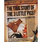 【预订】The True Story of the 3 Little Pigs 9780140544510