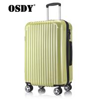 【可礼品卡支付】osdy旅行箱20寸万向轮拉杆箱24寸26寸29寸行李箱男女A855
