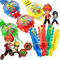 斗龙手环 斗龙战士4 斗龙号角玩具斗龙5爆射龙弹龙蛋枪