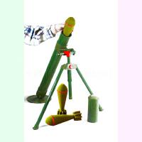 大炮玩具60炮 软弹枪炮迫击炮能发射可开火射击战争纪念武器模型