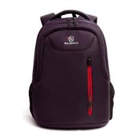 双肩电脑包商务旅行包大容量背包双肩笔记本包出差、手提包 15寸