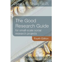 【预订】The Good Research Guide: For Small-Scale Social Researc