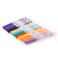 绘儿乐儿童12色粗头可水洗水彩笔 可水洗