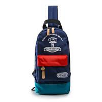 韩版儿童包包儿童腰包单肩旅游背包男童胸包时尚休闲斜挎包