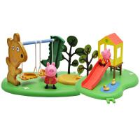 【满199立减100】小猪佩奇Peppa Pig粉红猪小妹佩佩猪过家家户外游乐园