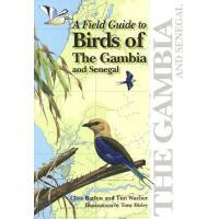 【预订】A Field Guide to Birds of the Gambia and Senegal