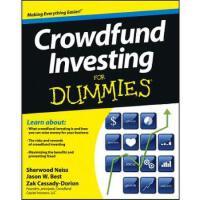 【预订】Crowdfund Investing for Dummies 9781118449691