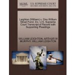 Leighton (William) v. One William Street Fund, Inc. U.S. Su