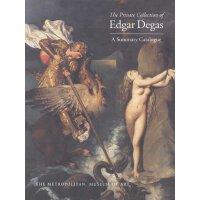 【预订】The Private Collection of Edgar Degas
