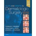 【预订】Flaps and Grafts in Dermatologic Surgery 9780323476621
